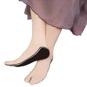 Grosir kaos kaki jempol motif dan kaos kaki wudhu murah 5