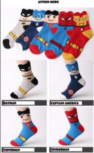 supplier kaos kaki motif lucu murah di bandung 5