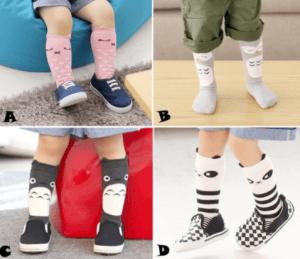 supplier kaos kaki motif lucu murah di bandung 6